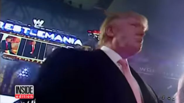 WWE: Donald Trump ataca con 'puñetazos' a la cadena CNN. (Captura YouTube)