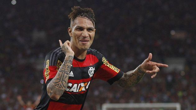Mira el golazo de Paolo Guerrero ante el Sao Paulo. (Wagner Meier)