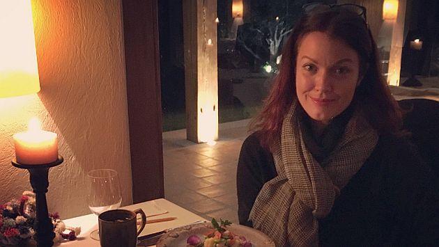 Bellamy Young, actriz de Hollywood, quedó fascinada tras visitar Lima, Cusco y Puno. (Instagram)