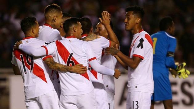 Perú es el quinto mejor país en este nuevo ranking. (@SeleccionPeru)