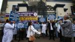Médicos del Minsa iniciarán una huelga nacional indefinida este 4 de julio [VIDEO] - Noticias de colegio médico del perú