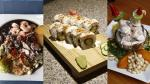 Semana del cebiche: Makis acebichados, fragata marina y cebiche en coco - Noticias de cebiche