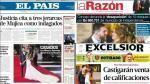 La boda de Messi ocupó la portada de diversos diarios del mundo [FOTOS] - Noticias de carles puyol