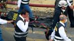 Ministerio de Justicia reclama prisión preventiva para presunto responsable de muertes tras incendio en Las Malvinas - Noticias de luis huaman