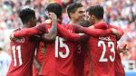 Portugal se llevó el tercer puesto de la Copa Confederaciones tras ganarle 2-1 a México [Fotos] - Noticias de andre silva