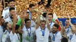 Revive la celebración de Alemania en la Copa Confederaciones Rusia 2017 [VIDEOS y FOTOS] - Noticias de marcelo diaz