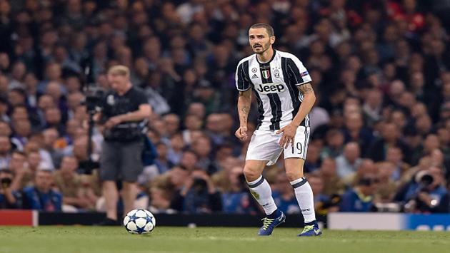 Bonucci, en la última temporada , levantó los títulos de Serie A y Copa Italia con la Juventus. (Gettyimages)