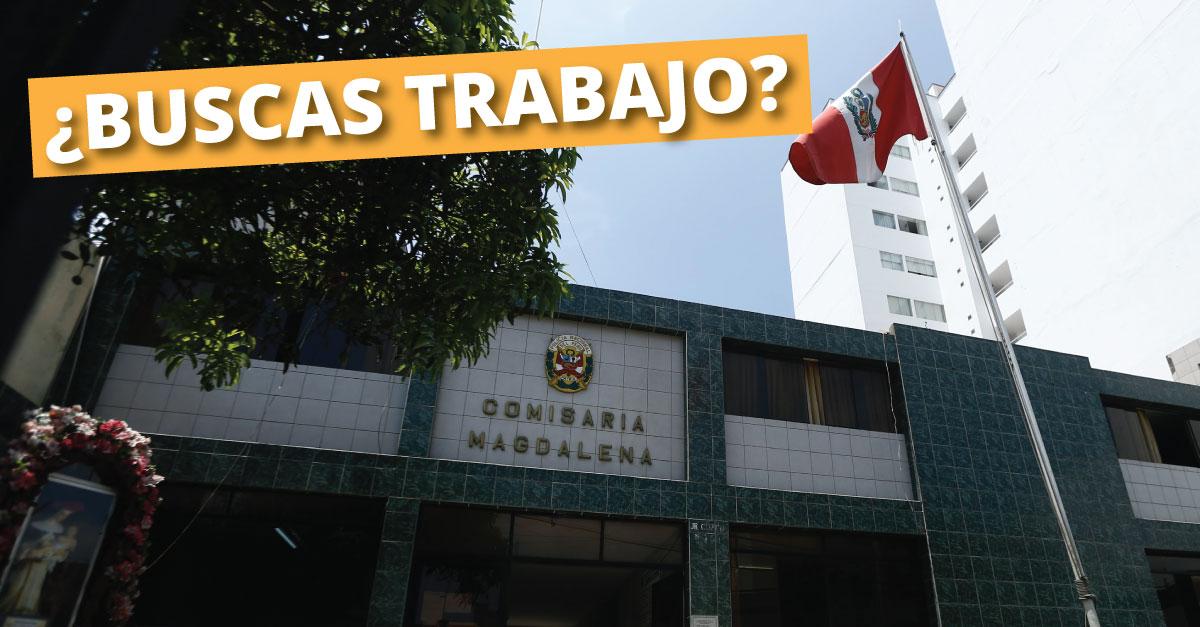 ministerio del interior ofrece 210 plazas de trabajo para