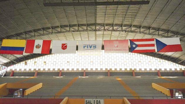 Perú, Colombia, Puerto Rico y República Checa disputarán la primera ronda de la Segunda División del certamen. (Facebook @FPVPE)