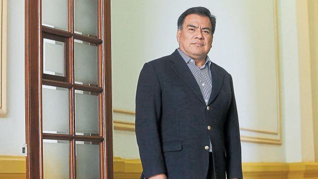 Javier Velásquez Quesquén. (USI)