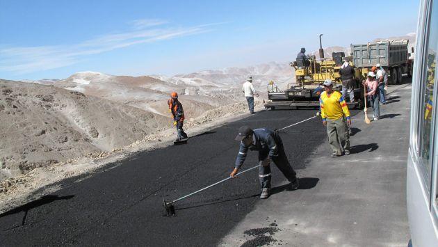 El 89.9% de las carreteras no están pavimentadas a nivel departamental. (Perú21)
