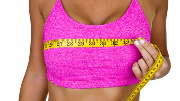 Targetmaps realizó un ránking mundial de senos. (Getty)