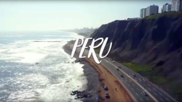 Los blogueros Helena y Arthur viajaron por el Perú en 28 días y lo registraron en un impresionante video. (Youtube)