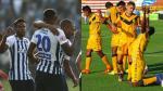 Alianza Lima empató 1-1 ante Cantolao por la fecha 8 del Torneo Apertura 2017 - Noticias de alexis cossio