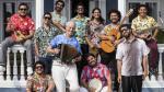 La banda Colectivo Circo Band vuelve a la música con un nuevo disco - Noticias de isabel pantoja