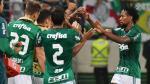 Barcelona SC ganó 1-0 a Palmeiras por los octavos de final de la Copa Libertadores - Noticias de barcelona vs palmeiras