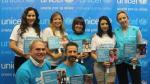 Unicef presenta campaña para ayudar a niños damnificados por los desastres naturales - Noticias de sergio ramos