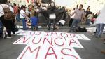 Convocan marcha contra posible indulto a Alberto Fujimori para este viernes - Noticias de martin montoya