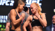 Valentina Shevchenko vs. Amanda Nunes se enfrentan por el título gallo femenino de la UFC