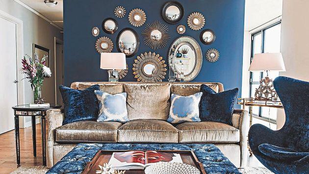 Siga estos consejos y decore sus paredes con espejos (USI)