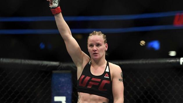 Valentina Shevchenko lucharía contra Jedrzejczyk. (UFC)