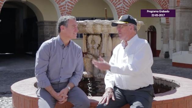 Ministro Salvador del Solar apuesta por poner en valor el patrimonio histórico del Perú