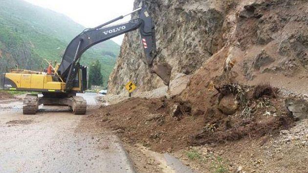 El Niño costero: Región Piura tiene bloqueada carretera a Bayóvar y cuatro vías siguen restringidas (Referencial/USI)