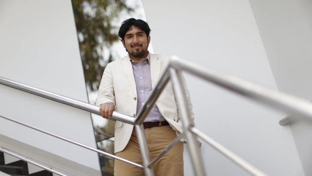 Carlos Meléndez (Mario Zapata/Perú21)