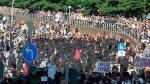 Alemania: Alrededor de 12 mil personas protestan contra el G20 en Hamburgo [FOTOS] - Noticias de cumbre g20