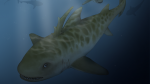 Restos de un 'tiburón' de hace 400 millones de años son hallados cerca al Lago Titicaca [FOTOS] - Noticias de aleta de tiburón