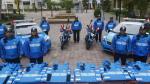 Serenos de Miraflores usarán chalecos antibalas para combatir a delincuentes [FOTOS] - Noticias de miraflores jorge munoz