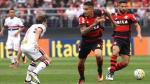 Flamengo venció 1-0 a Vasco da Gama por el Brasileirao - Noticias de thiago silva