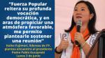 Las 10 frases que marcaron la agenda política de esta semana [GALERÍA] - Noticias de juan luis ciprini