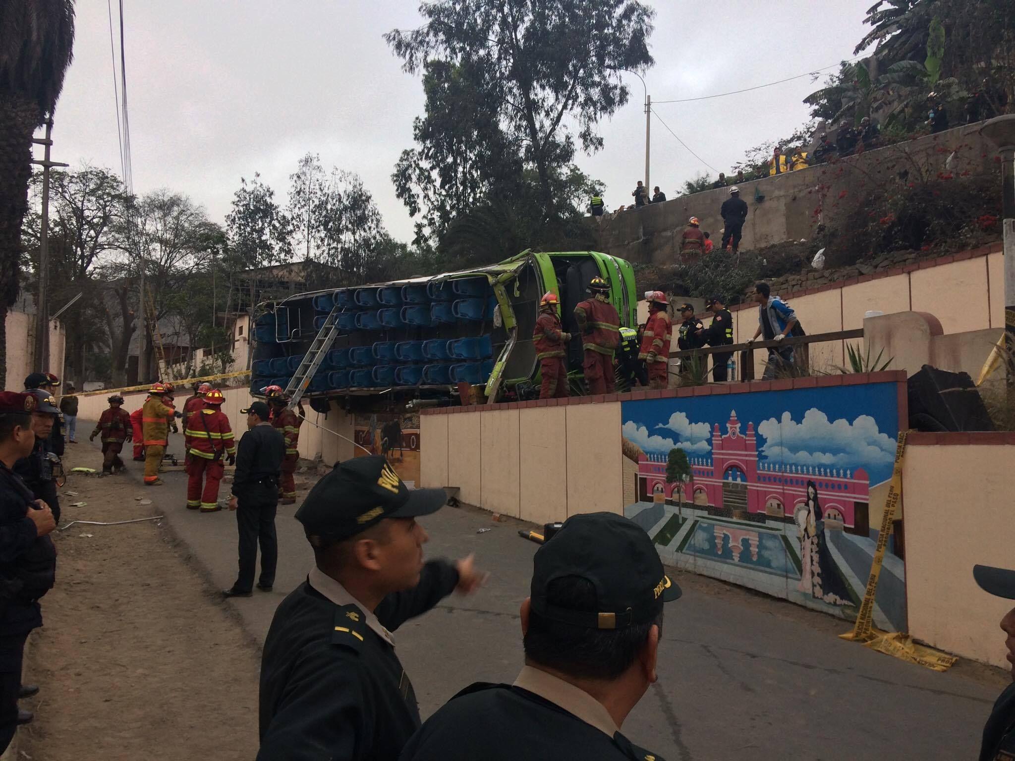 Rímac: Tragedia en el cerro San Cristóbal