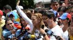 """Lilian Tintori: """"No hubo negociación para que Leopoldo López esté en su casa"""" - Noticias de rectificación"""