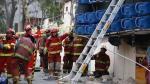 Cerro San Cristóbal: Dos chilenas y una canadiense resultaron heridas tras despiste de bus - Noticias de nicole lukac