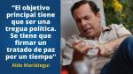 Nueve frases de analistas políticos para esperar el encuentro entre PPK y Keiko Fujimori [FOTOS] - Noticias de marisol espinoza