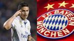 ¡Oficial! James Rodríguez deja el Real Madrid por Bayern Munich - Noticias de blanca rodriguez