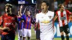Copa Sudamericana 2017: Este es el fixture del torneo - Noticias de junior vs deportivo cali