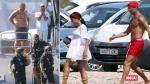 Yate de Cristiano Ronaldo es intervenido por agentes de Aduanas - Noticias de georgina rodríguez
