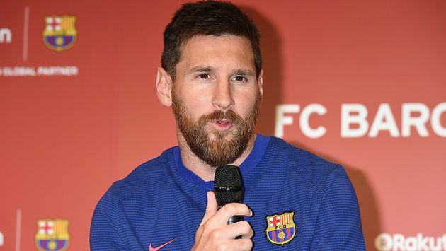 Lionel Messi está en el Barcelona desde la temporada 2004/2005. (Gettyimages)