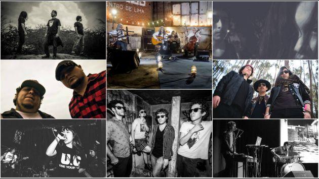 Feria de Discos y Sellos Independientes presenta a ocho bandas.