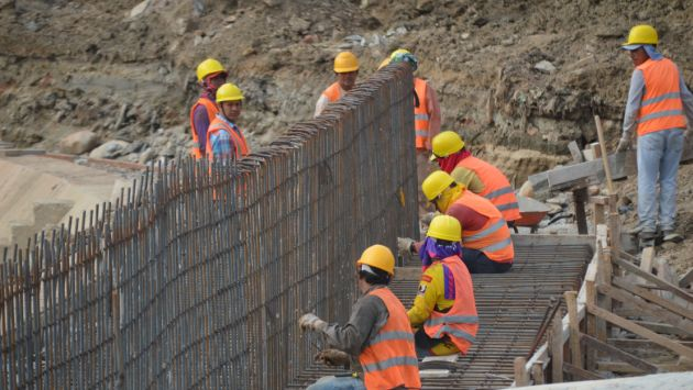 Ecuador detuvo la construcción del muro en frontera con Perú. (El Universo)