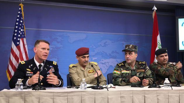 Irak investiga abusos de DDHH cometidos por sus fuerzas de seguridad contra terroristas (AFP)