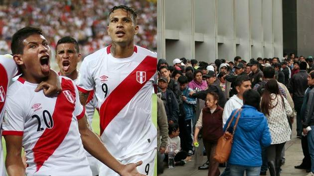 La selección peruana se juega una de sus últimas oportunidades de clasificar al Mundial Rusia 2018.