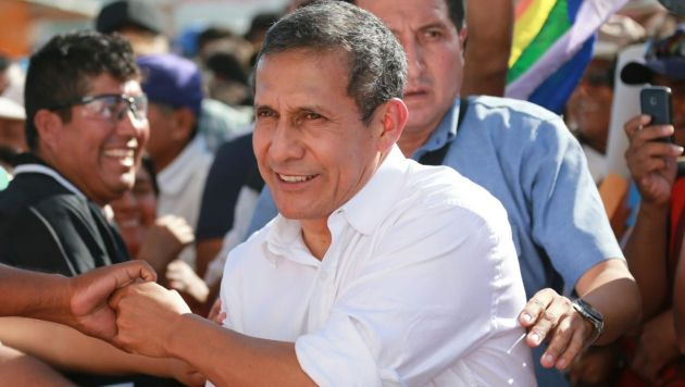 ¿Este tuit que publicó Ollanta Humala hace siete años grafica irónicamente su situación actual?