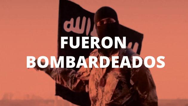 Estados Unidos mató al líder del Estado Islámico en Afganistán. (Reuters)