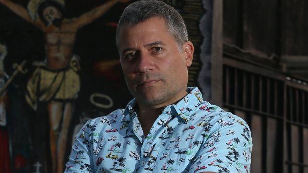 Mathías Brivio es conductor del programa Esto es Guerra. (USI)