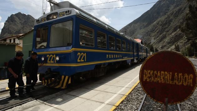 Reanudan servicios de trenes a Machu Picchu tras finalizar huelgas en Cusco. (Rafael Cornejo)