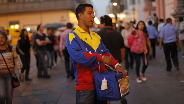 Casi 50 mil  venezolanos han pedido asilo en lo que va del año. (Perú21)